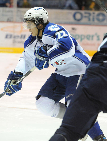 Frank Corrado is one of Mike Gillis' best late-round picks.