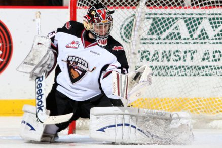 Jared Rathjen has provided the Giants with some much-needed stability in goal.