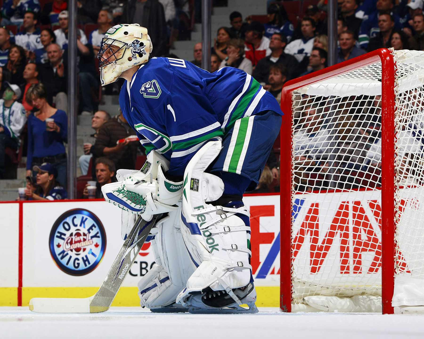 Luongo Regrets Post Game 5 Comment Criticizing Thomas Canucksarmy