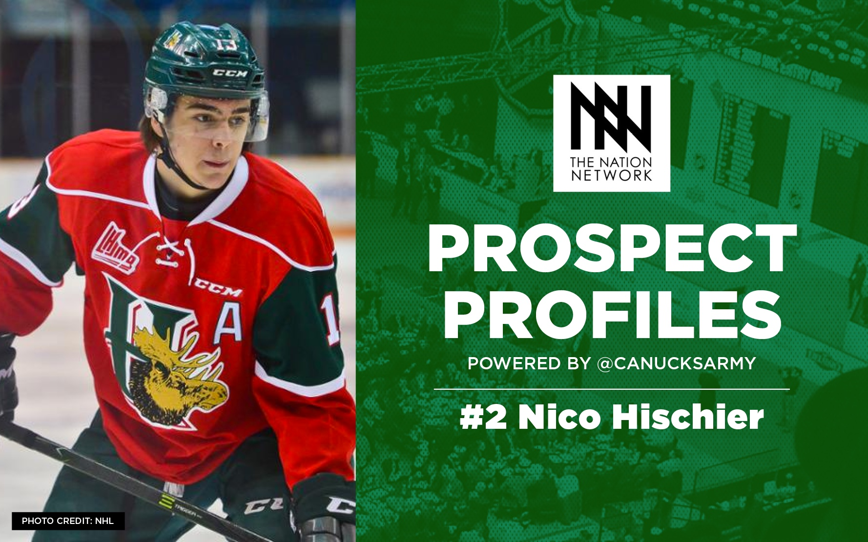 Nation Network 2017 Prospect Profiles   2 – Nico Hischier 2a8ce9507