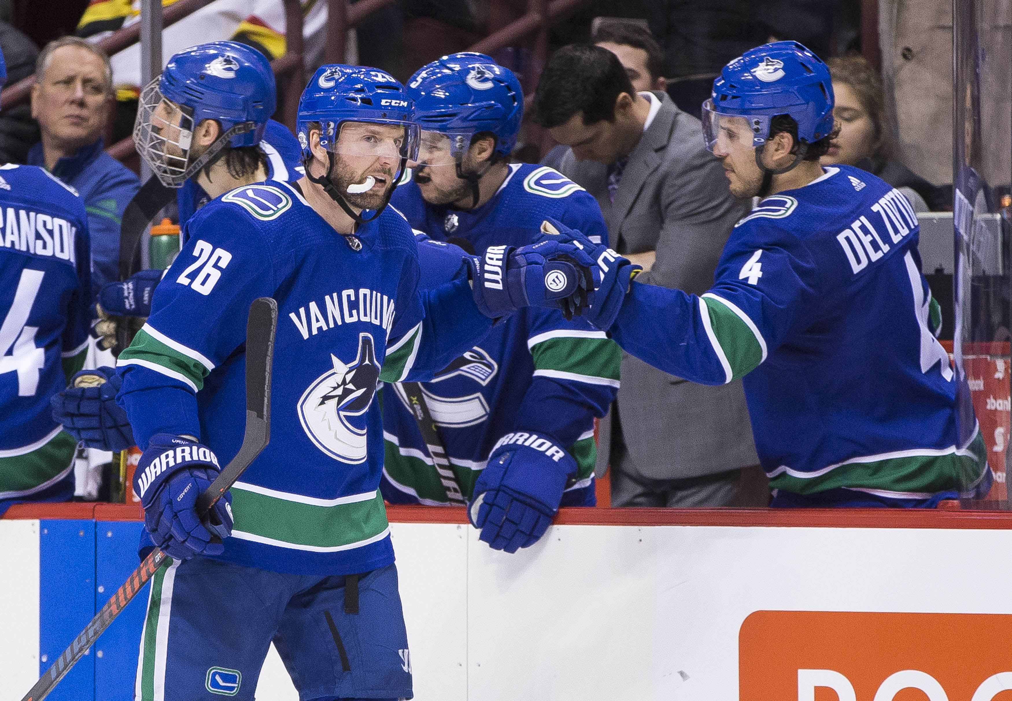 Canucks trade Thomas Vanek to Columbus for Tyler Motte and Jussi Jokinen df48000a2