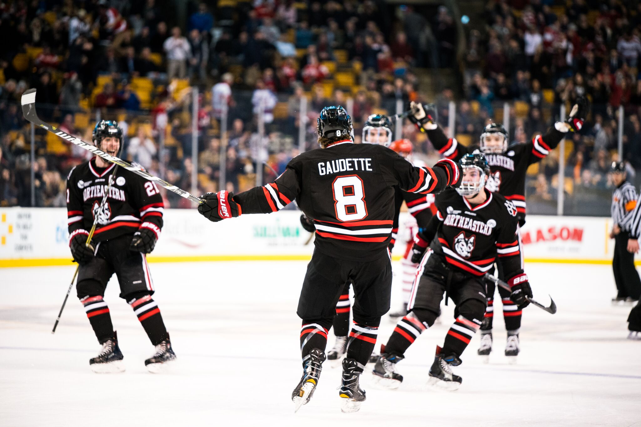Canucks sign Adam Gaudette to 3 year entry-level contract – Canucksarmy 651381d57