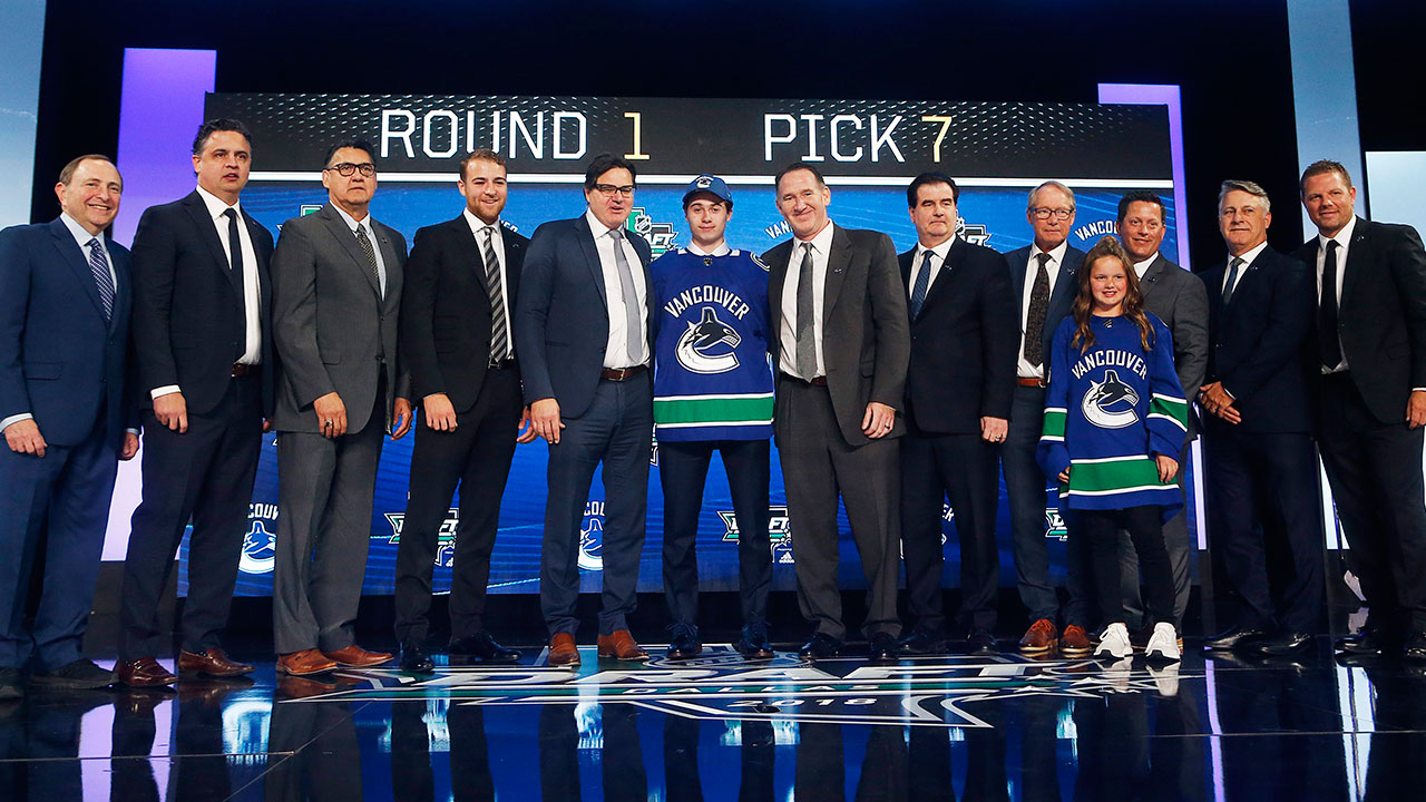 Roster Down The Road  The 1st Pair – Canucksarmy 4a03b62850f3