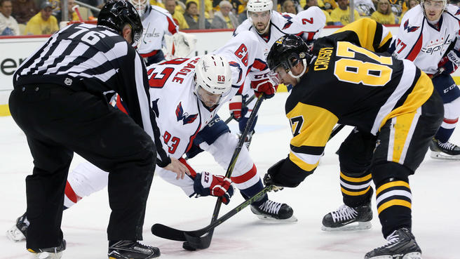 e9e3efd6d Jay Beagle Isn't Likely to Bring Washington Penalty Killing Prowess to  Vancouver