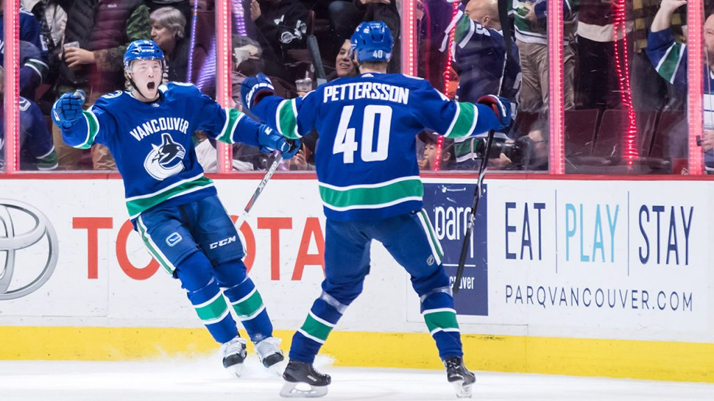567204405 2018 19 Vancouver Canucks 50-Game Report Card – Canucksarmy