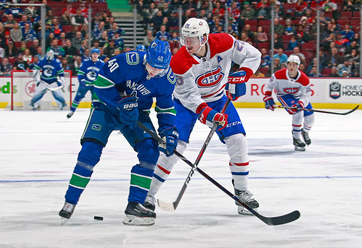 Vancouver Canucks vs Montreal Canadiens Post-Game Recap  Sacré Bleh ... e293e5427b4e