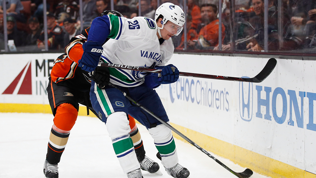 7101779225e Reminder  The Canucks Could Have Had Antoine Roussel For The Entirety Of  His Career—For Free!