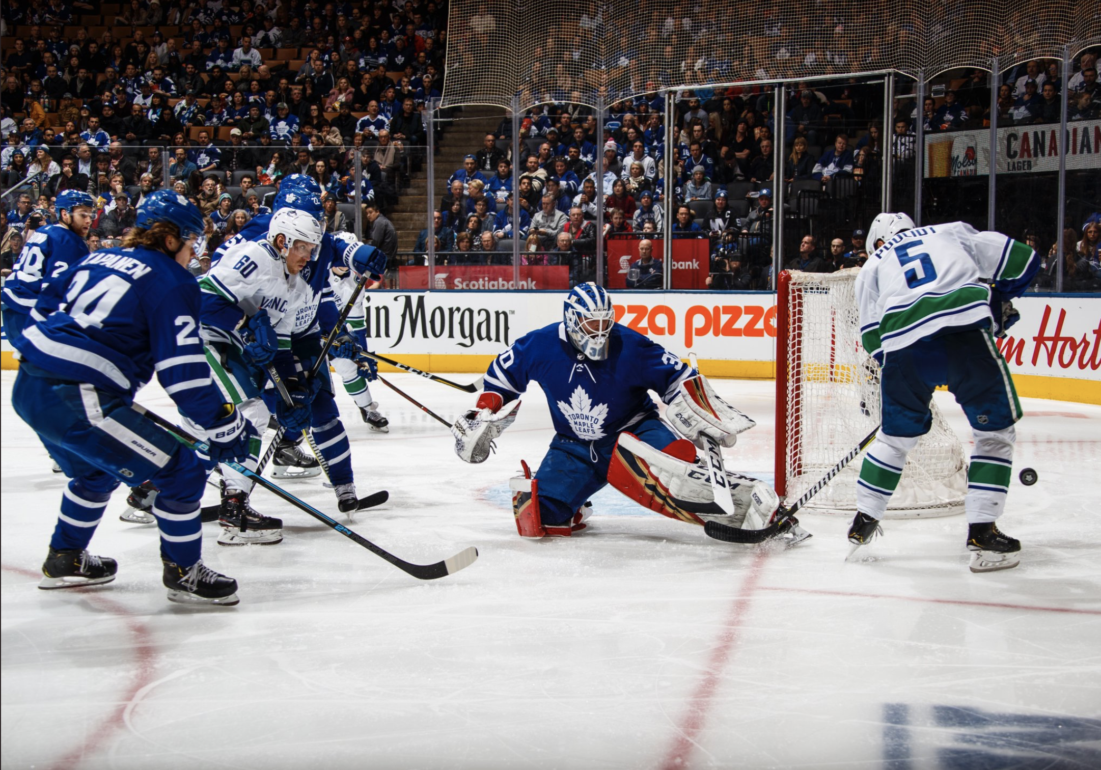 9d055bfc670 Vancouver Canucks vs Toronto Maple Leafs Post Game Recap – Canucksarmy