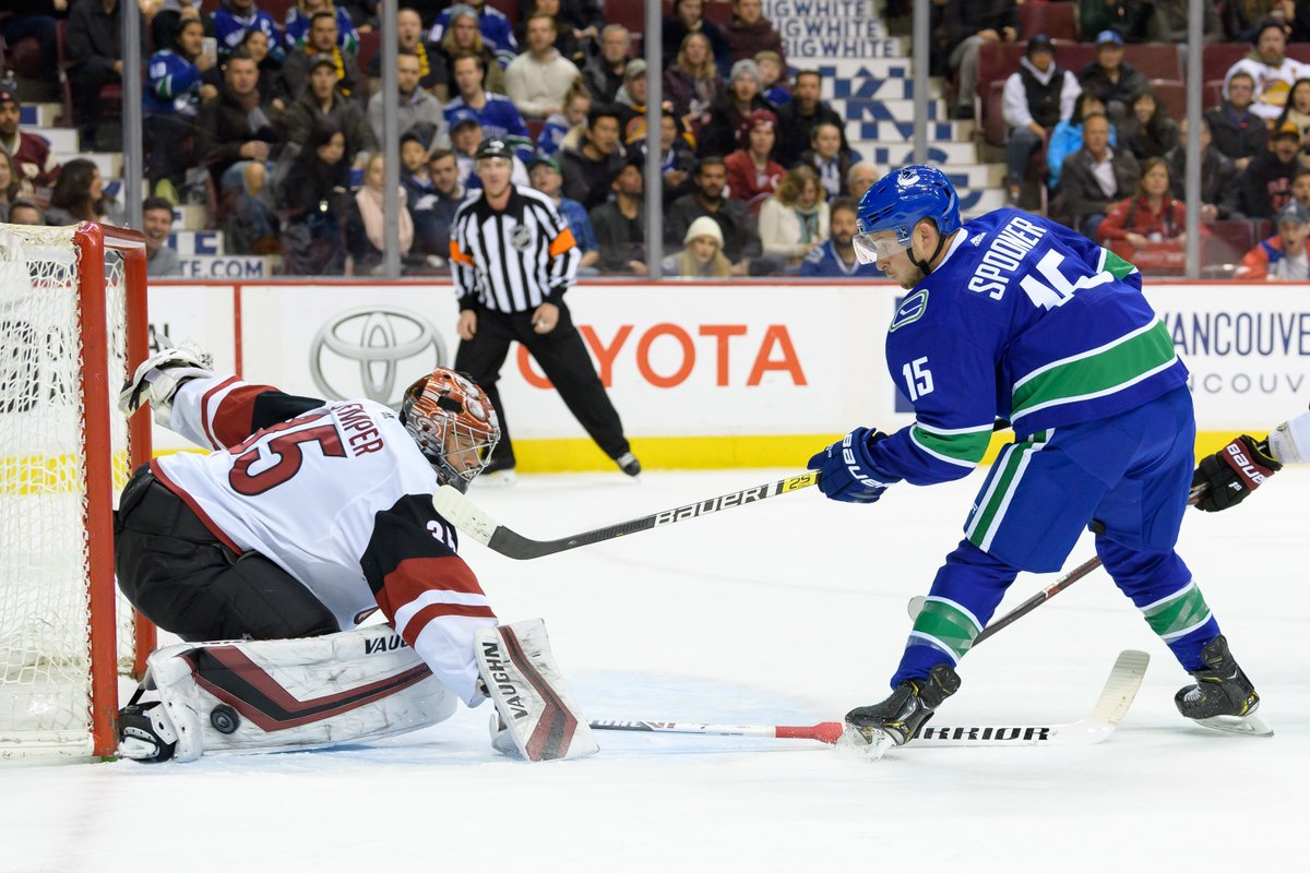 df075210d8e Vancouver Canucks vs Arizona Coyotes Post-Game Recap: The Battle For Fourth  Place