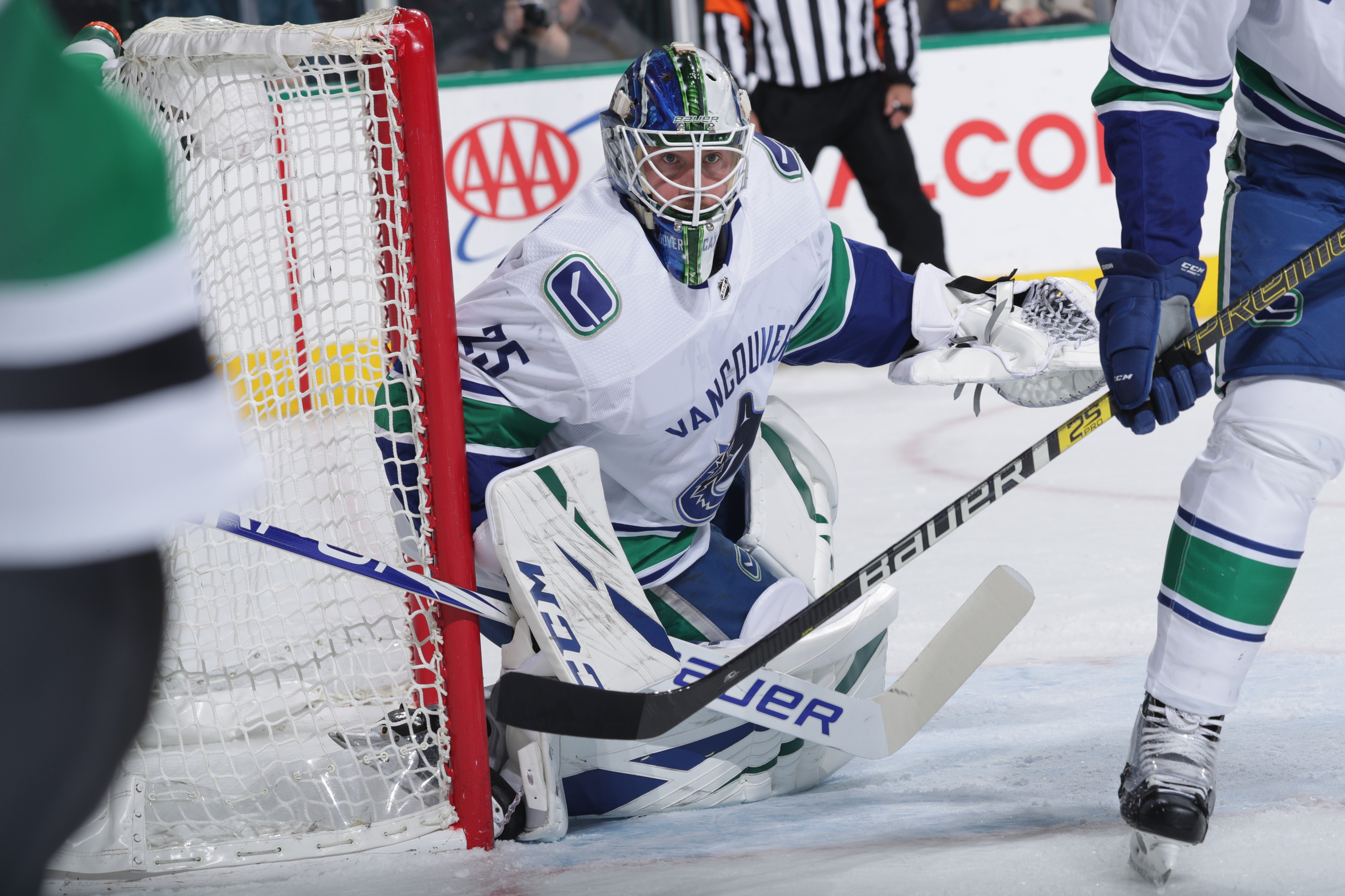 Canucksarmy Year In Review Jacob Markstrom Canucksarmy