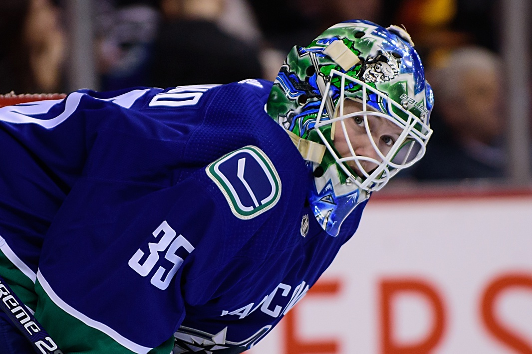 How Should The Canucks Utilize Thatcher Demko In 2019 20