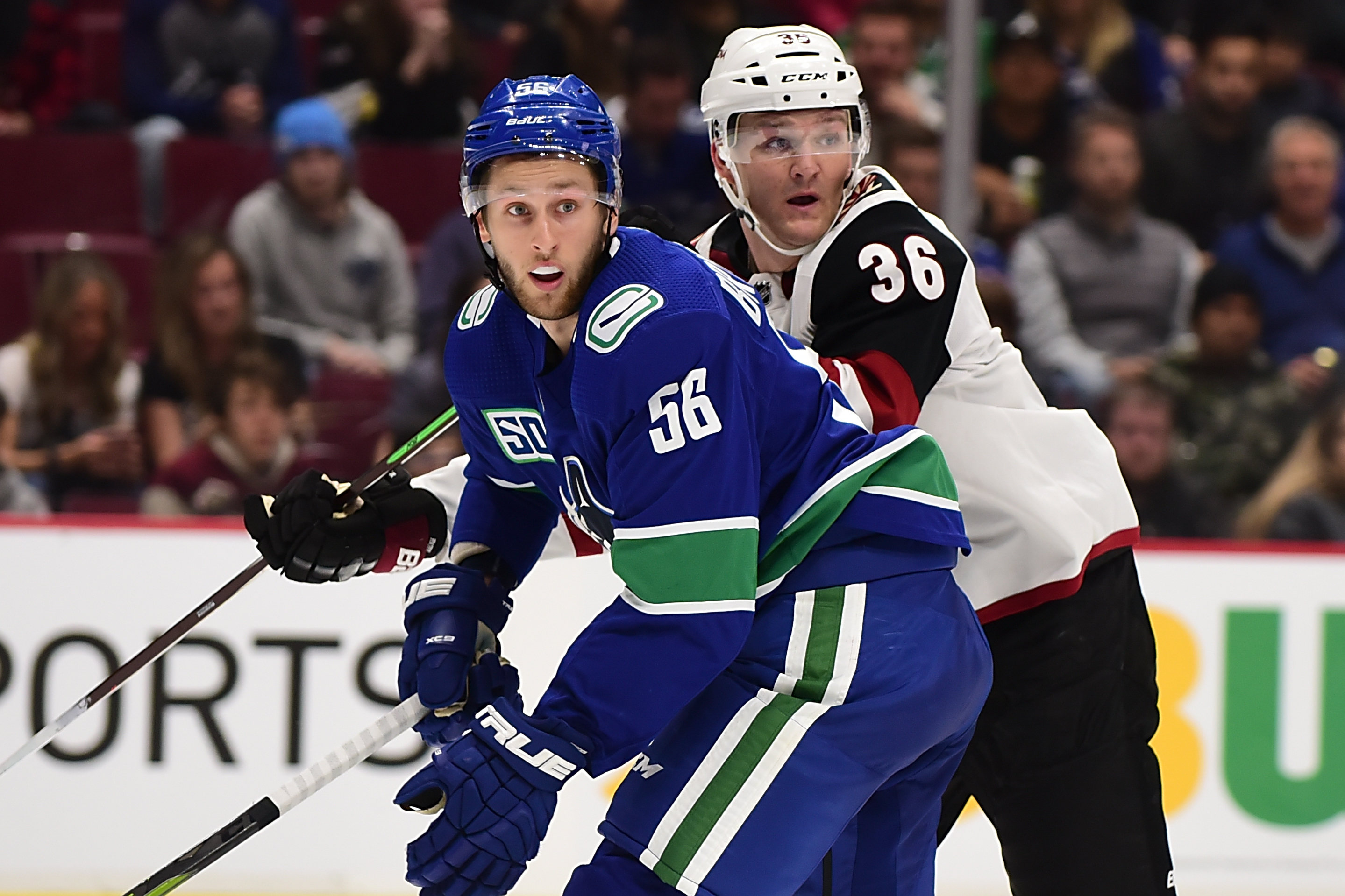 Seven Minutes With Guillaume Brisebois of the Utica Comets