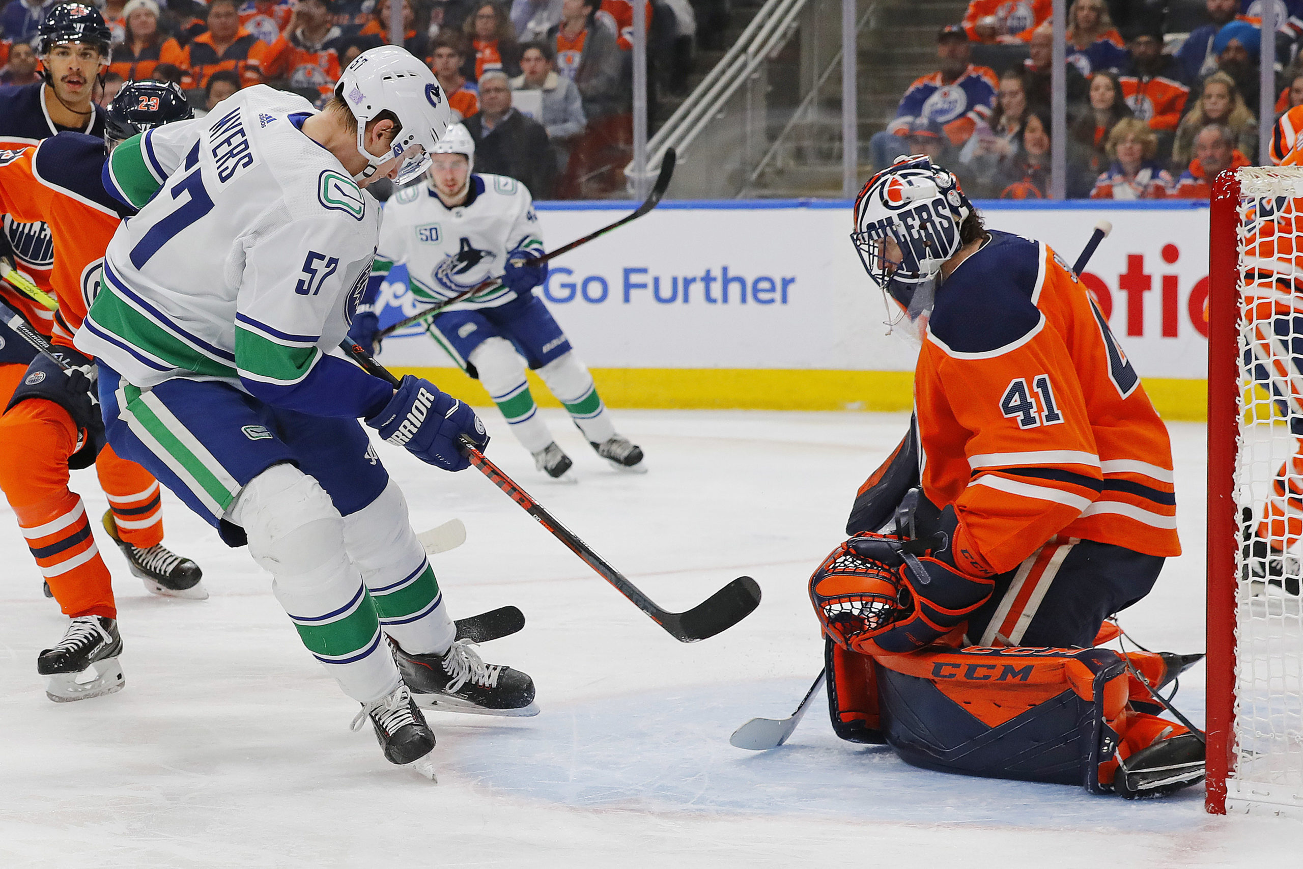Canucks Vs Oilers 01 13 21 Odds And Nhl Betting Trends