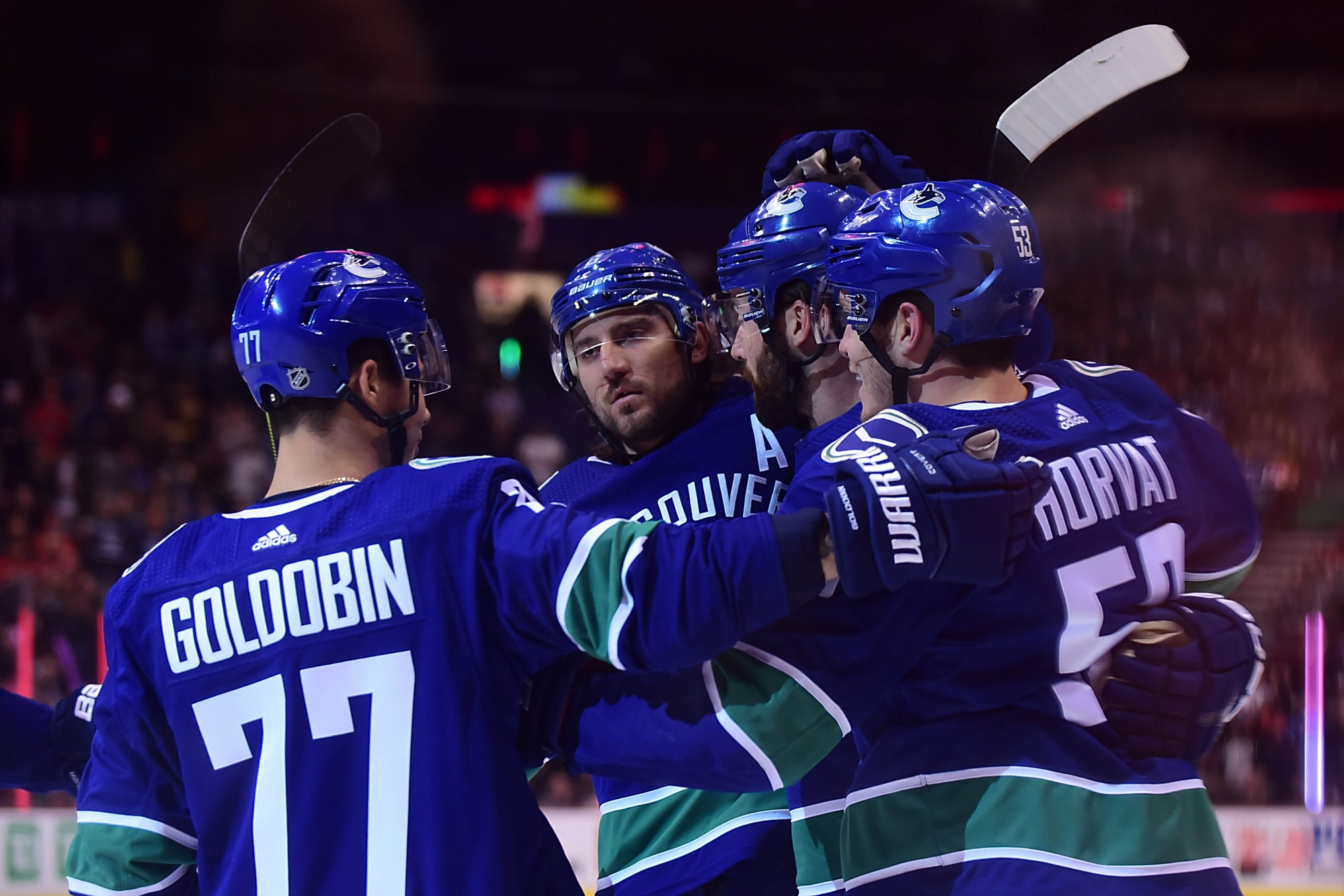 Senators at Canucks 12/03/19 – Odds and NHL Betting Trends