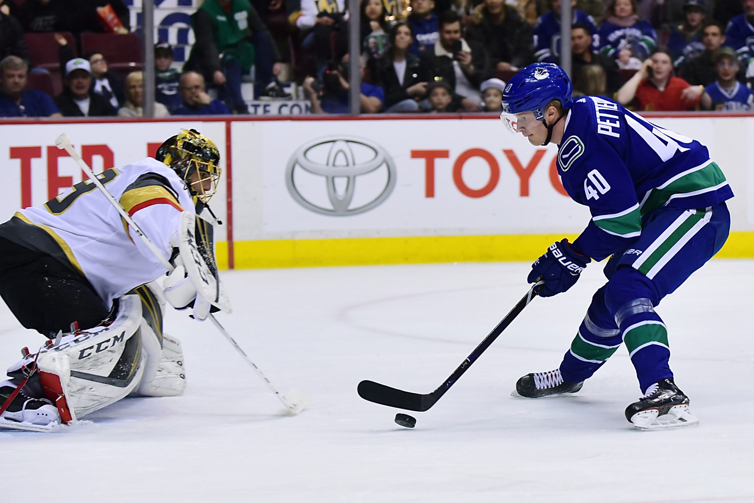 Canucks Army THE GAME DAY – Canucks @ Golden Knights