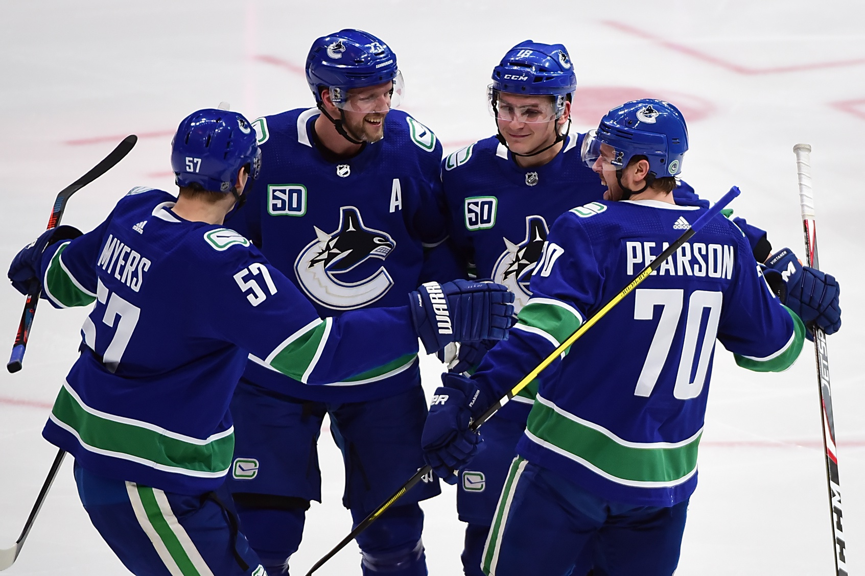 Sharks at Canucks 01/18/20 – Odds and NHL Betting Trends