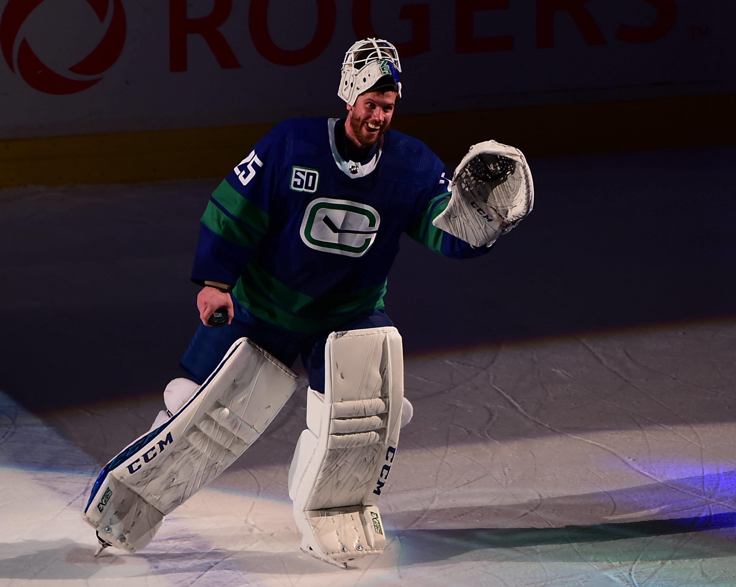 Jacob Markstrom Is Due For A Hefty Contract In 2020 2021 Canucksarmy