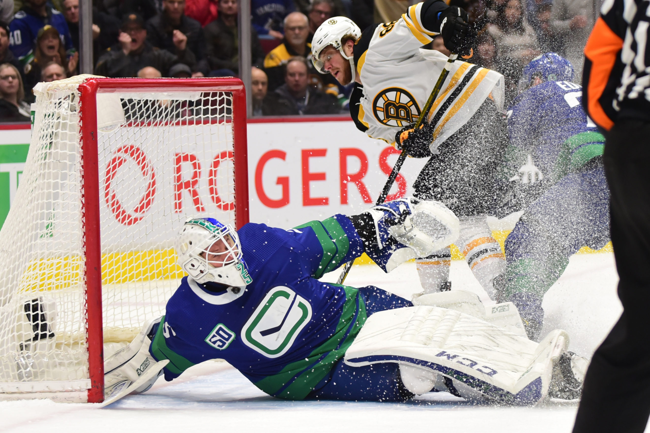 Year So Far In Review Jacob Markstrom And His Vezina Worthy Performance Canucksarmy