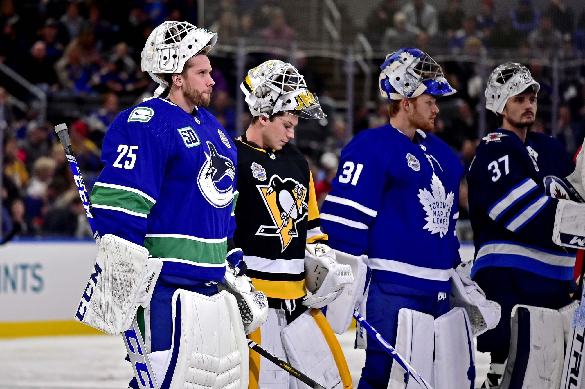 8 Other Nhl Teams Who Might Want To Make Jacob Markstrom Their New Starting Goalie