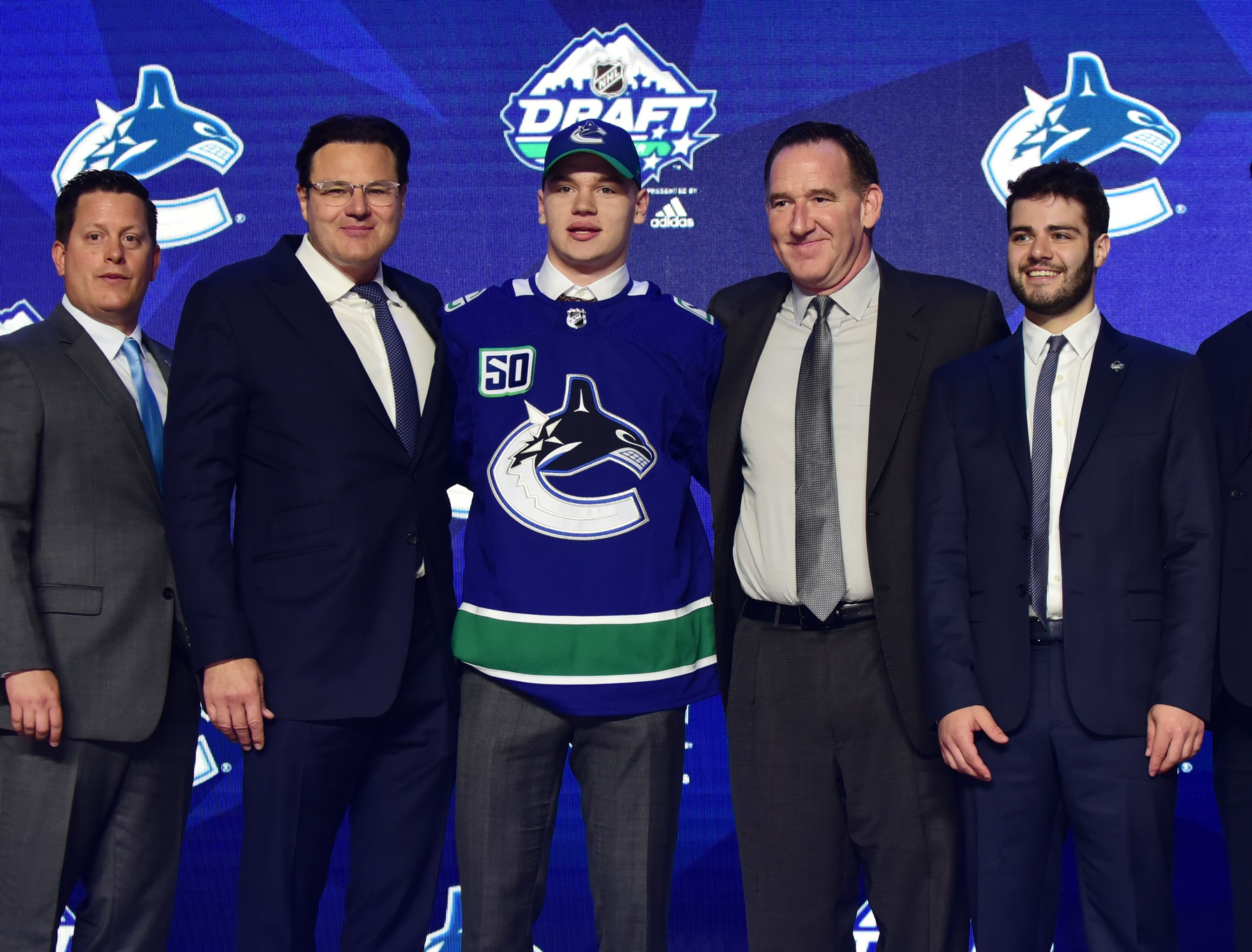 Who within the Canucks' organization could be promoted to Director of Amateur Scouting?
