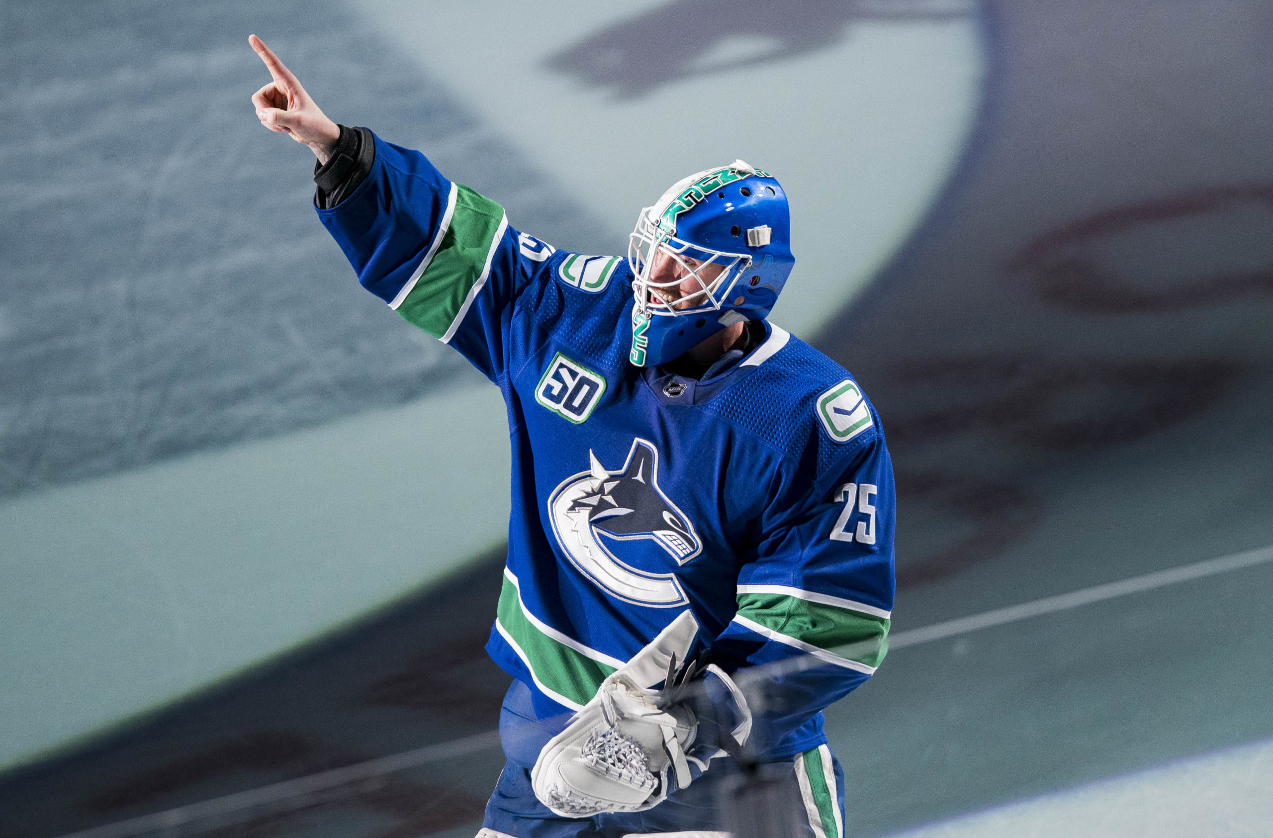 The Jacob Markstrom Era Has Officially Come To An End In Vancouver As He Inks Deal With Calgary Flames